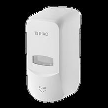 Дозатор жидкого мыла Rixo S368W