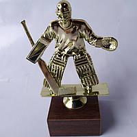 Кубок хоккейный вратарь