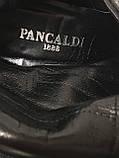 Кожаные Итальянские ботфорты, фото 2