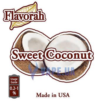 Flavorah - Sweet Coconut (Сладкий кокос)