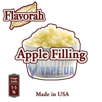 Flavorah - Apple Filling (Яблоко)