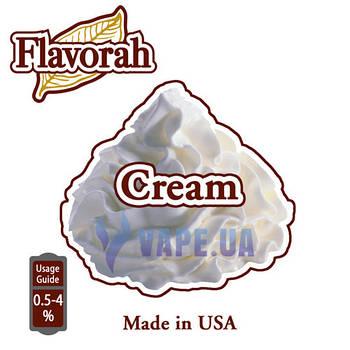 Flavorah - Cream (Крем)