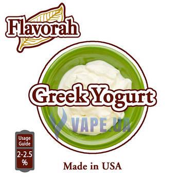 Flavorah - Greek Yogurt (Греческий йогурт)