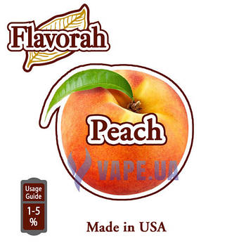 Flavorah - Peach (Персик)