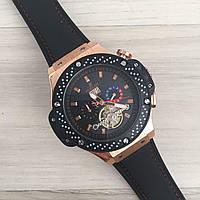 Наручные часы Hublot Big Bang F1 Automatic All Black-Red