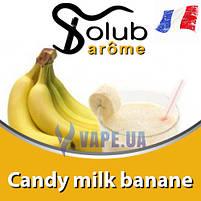 Solub Arome - Candy Milk Banane (Молочная конфета с бананом), фото 2