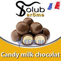 Solub Arome - Candy Milk Chocolat (Конфета со вкусом молочного шоколада), фото 2