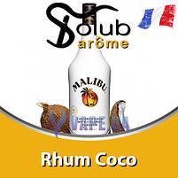 Solub Arome - Rhum Coco (Ром з кокосом), фото 2
