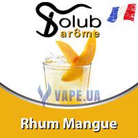 Solub Arome - Rhum Mangue (Ром с манго), фото 2