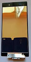 Sony Xperia Z1 c6902 c6903 L39h  дисплей сенсор оригінальний тачскрін