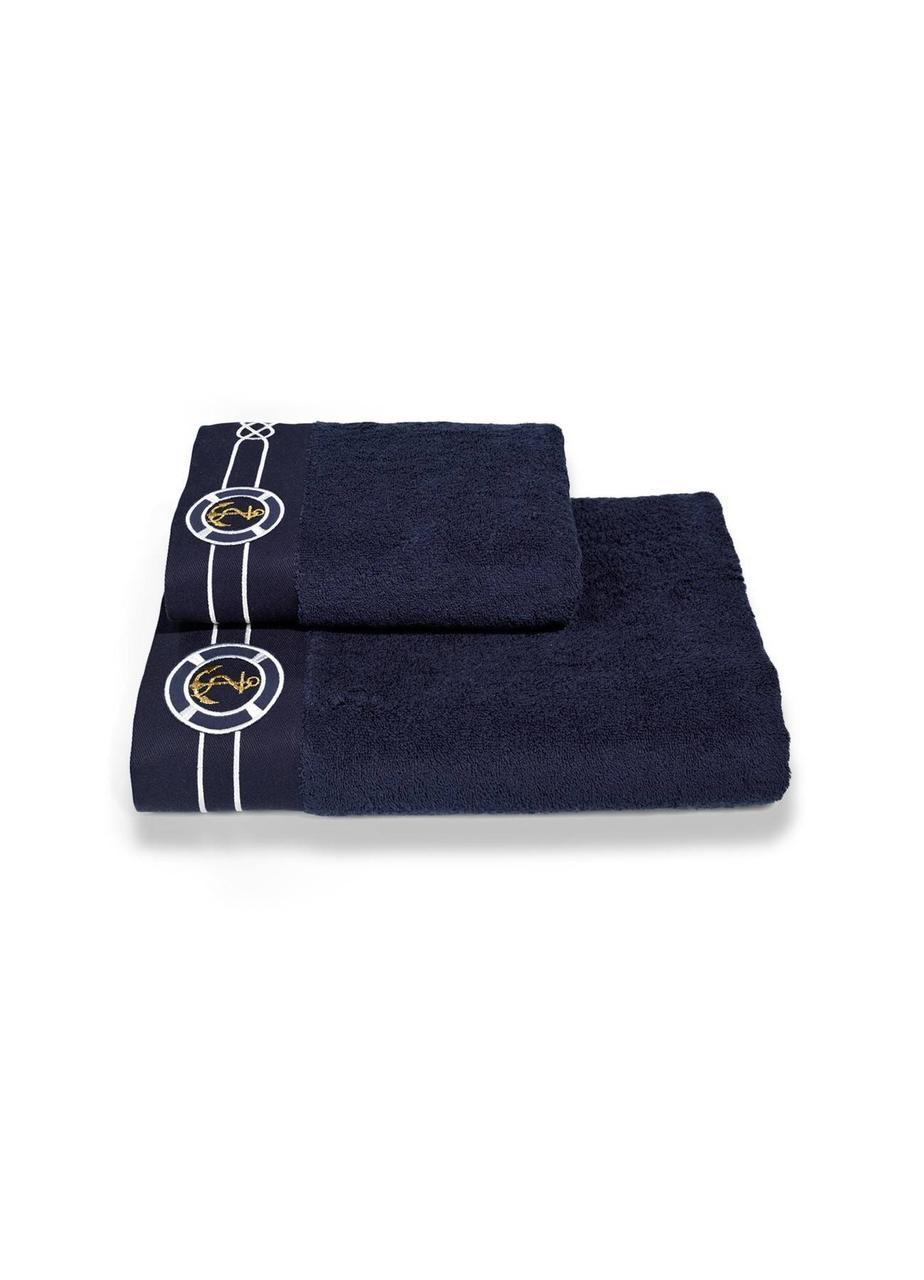 Полотенце Soft Cotton MARINE 50*100 50*100, Темно-синий