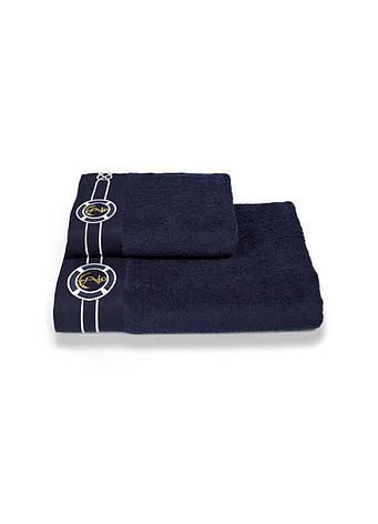 Полотенце Soft Cotton MARINE 50*100 50*100, Темно-синий, фото 2
