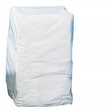 Серветки столові V-складка білі, 1-слойні, 400 аркушів, 270х300 мм