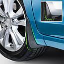 Брызговики MGC Hyundai Elantra MD 2011-2016 гв Европа комплект 4 шт 868313X000 868323X000 868413X000 868423X00, фото 7