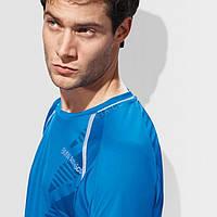 Мужская футболка BMW Men's Running T-Shirt Blue