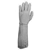 Кольчужна рукавиця намагнічена XL Niroflex з відворотом 19 см Friedrich Muench (Німеччина) 1811419000