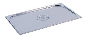 Крышка для гастроёмкости из нержавеющей стали (176 х 162 х 0).Frosty Италия