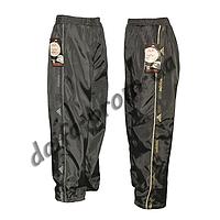 Спортивные брюки VS35 на подкладке (8-12 лет) оптом на 7км.