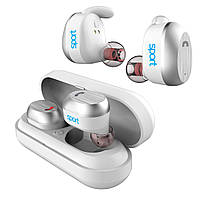 Наушники Elari NanoPods Sport Bluetooth White (NPS-2S-WHT)
