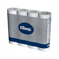 Рулонная туалетная бумага 8437 Клинекс (Kleenex) от Кимберли Кларк (Kimberly Clark)