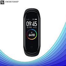 Фітнес браслет Smart Watch M4 - фітнес трекер, смарт браслет, пульсометр Чорний (репліка), фото 3