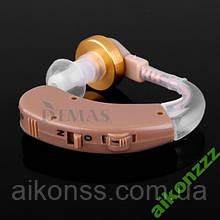 Цифровий слуховий апарат .