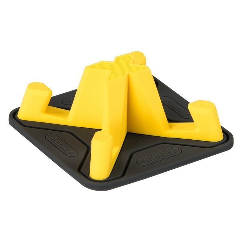 Держатель  Remax оригинал RM-C25 Pyramid Black/Yellow