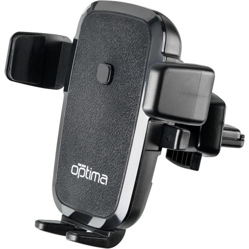Держатель Optima OP-CH10W Black