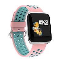 Умные часы Gelius Pro GP-SW001 (NEO) Pink/Blue