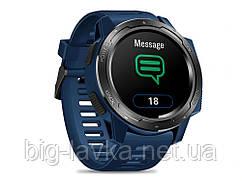 Годинник для спортсмена Zeblaze LED підсвічуванням Синій