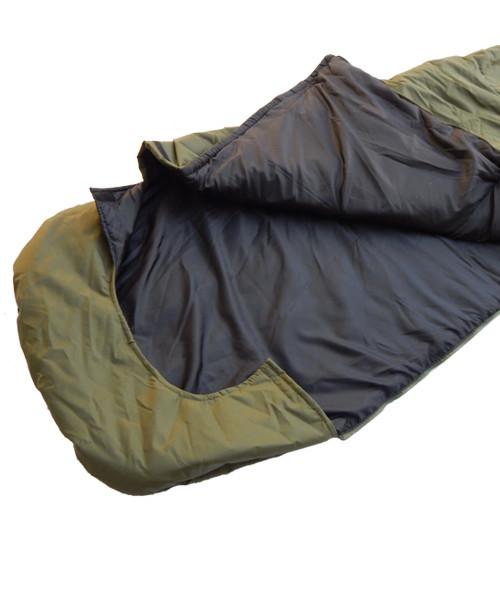 Зимний спальный мешок-одеяло Sky Fish Олива