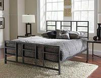 Кровать в стиле LOFT (NS-970001765)