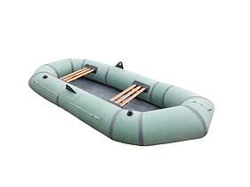 Надувная резиновая лодка Лисичанка Язь 2м