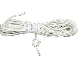 Веревка, шнур,фал для якоря,магнита вейкборда, лыж, длина 25 м. D 8 мм