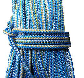 Веревка, шнур для якоря, рыбалки, туризма диаметр 6 мм