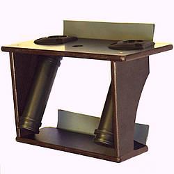 Столик для эхолота с креплениями (фанера)