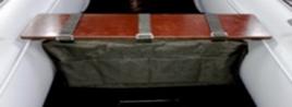 Сумка-рундук под сиденье в надувную лодку ПВХ