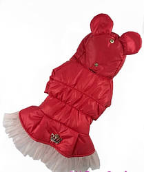 Куртка дождевик для собак