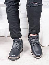 Мужские ботинки Tom Hlfger 6234-28