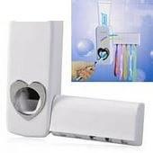 Автоматичний дозатор зубної пасти і утримувач щіток Juxin JX-889 Kaixin KX-889