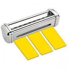 Насадка-лапшерезка для нарезки раскатанного теста толщина на выходе 12 мм. Imperia, Италия