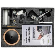 Комплект власників для заточування токарного інструменту по дереву. Tormek (Швеція)