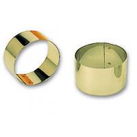 Многофункциональное кондитерское кольцо из нержавеющей стали. MATFER
