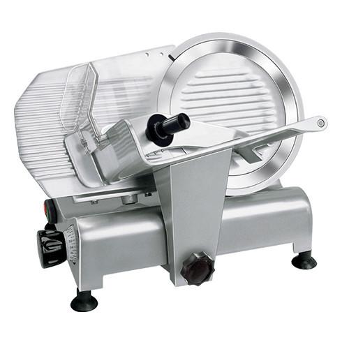 Профессиональный слайсер для нарезки продуктов питания в пищевой промышленности RGV LUSSO 300 A-L