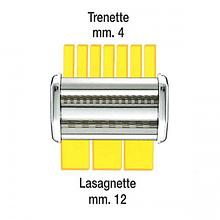 Насадка двойная для нарезки раскатанного теста  DUPLEX 221 Imperia, Италия