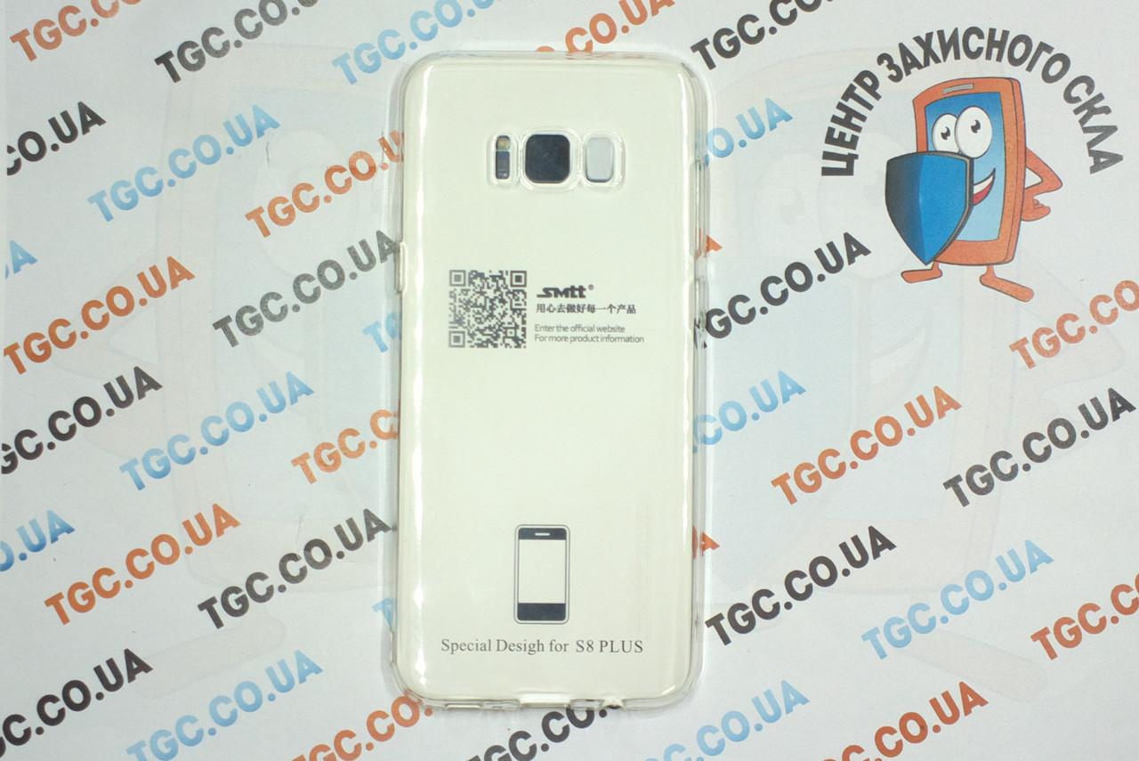 Чехол SMTT для Samsung Galaxy G950F S8 Plus - прозорий