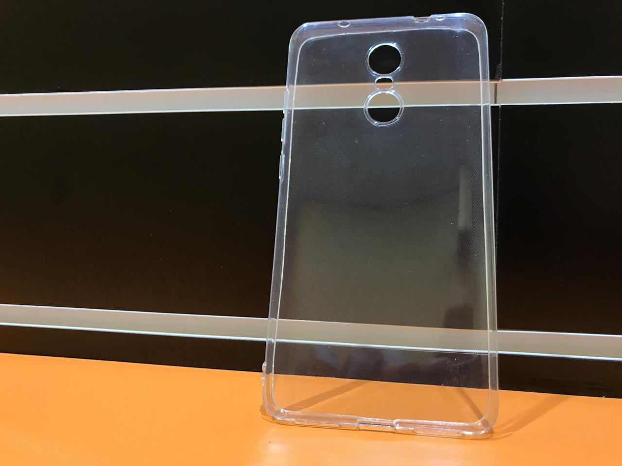 Чехол SMTT для Xiaomi Redmi Pro - прозорий