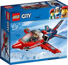 LEGO City Самолет на аэрошоу Конструктор Лего Сити 60177