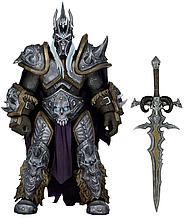 Фігурка Neca Артас Менетил (Король-лич) Герої бурі (Всесвіт Варкрафт) 16см - World of Warcraft