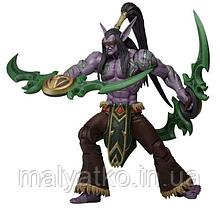 Фігурка Neca Иллидан Герої бурі (Всесвіт Варкрафт) 15 см - Illidan, Heroes of the Storm (World Of Warcraft)